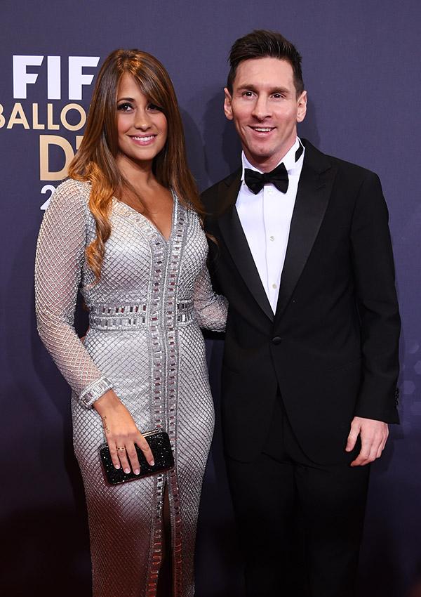 La emotiva historia de amor de Lionel Messi y Antonella Roccuzzo - Imagen 2